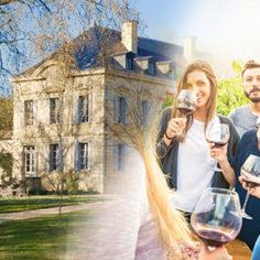 Visite dégustation vin bordeaux oenologie