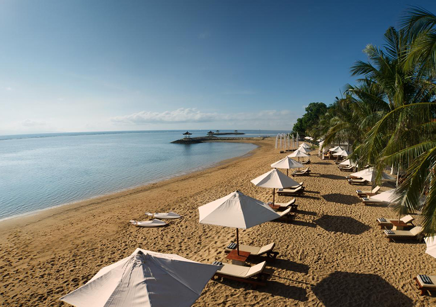 Voyage entreprise Bali plage privée