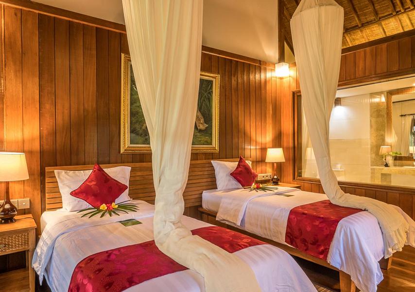 Voyage entreprise Bali room
