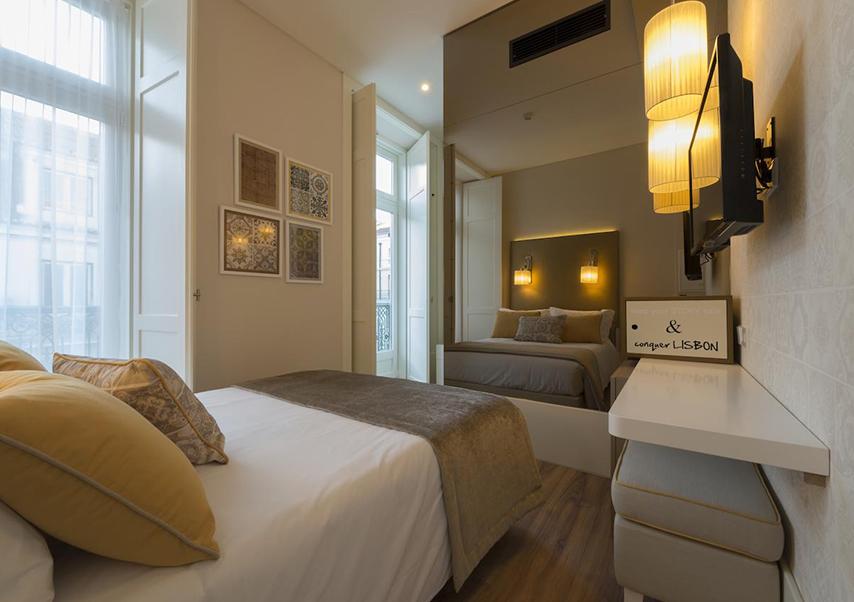 Voyage entreprise Lisbonne hotel