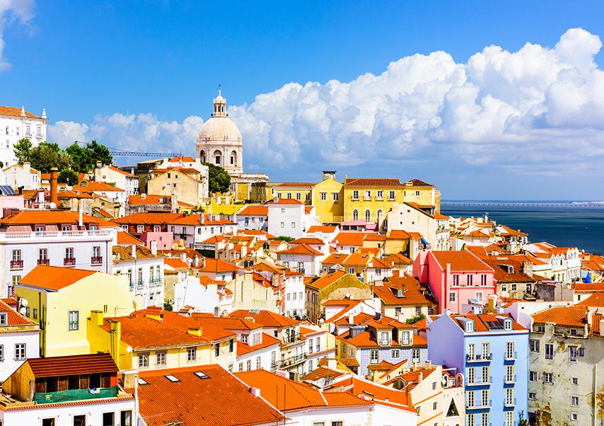 Voyage entreprise Lisbonne paysage