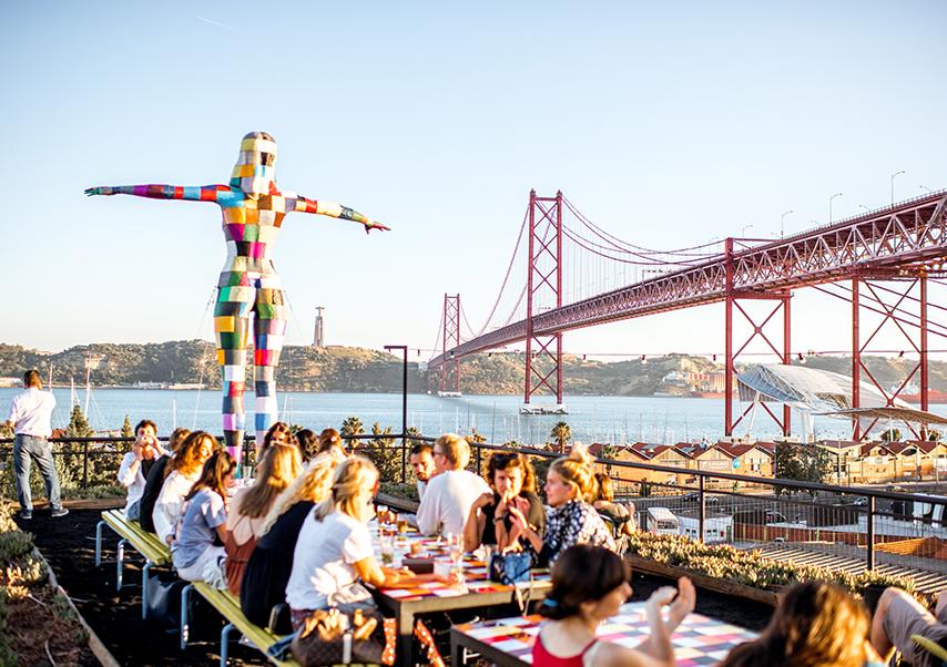 Voyage entreprise Lisbonne ville