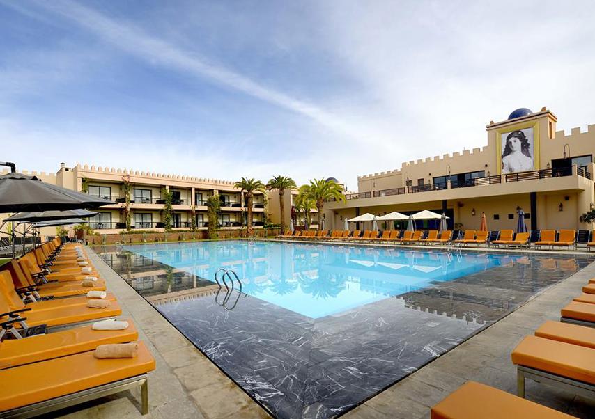Voyage entreprise Marrakech Hotel