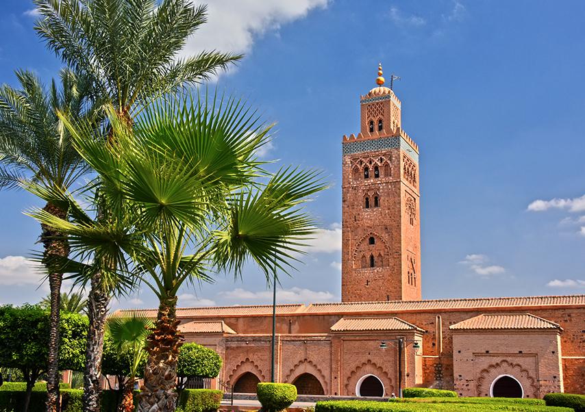 Voyage entreprise Marrakech Koutoubia
