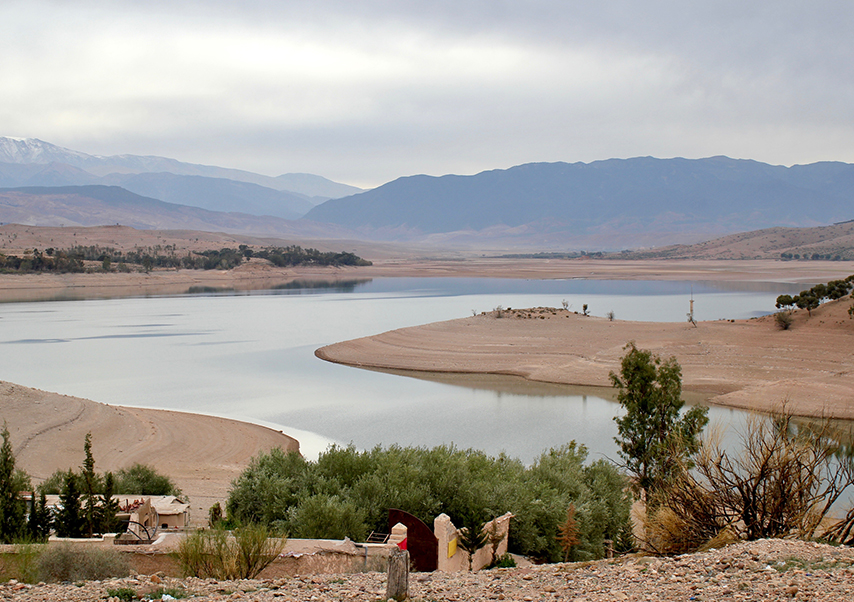 Voyage entreprise Marrakech Lac