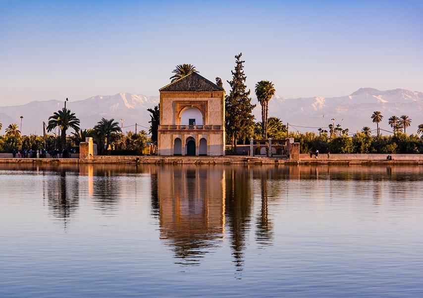 Voyage entreprise Marrakech Menara