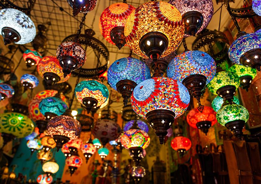 Voyage entreprise Marrakech SOUK
