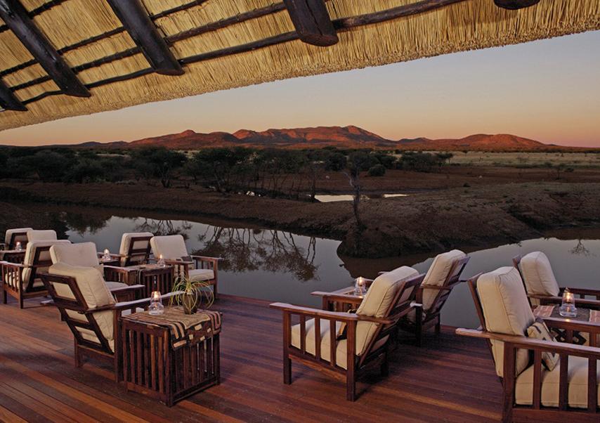Voyage entreprise Namibie afrique