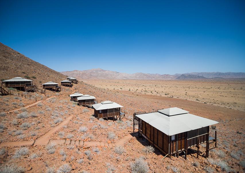 Voyage entreprise Namibie lodge