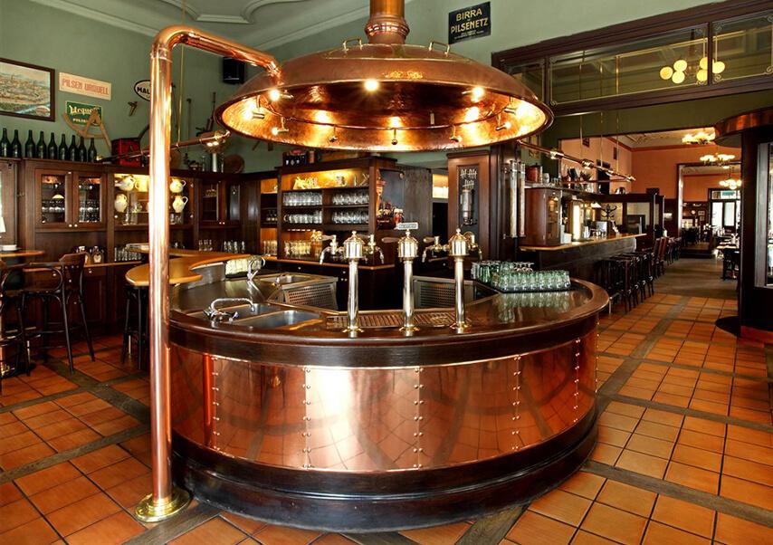 Voyage, entreprise Prague brasserie