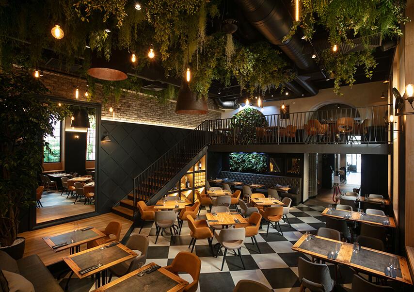 Voyage entreprise Prague restaurant1