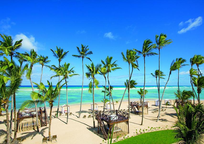 Voyage entreprise République Dominicaine beach
