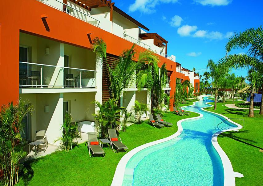 Voyage entreprise République Dominicaine piscine