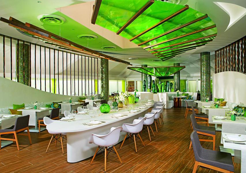 Voyage entreprise République Dominicaine restaurant