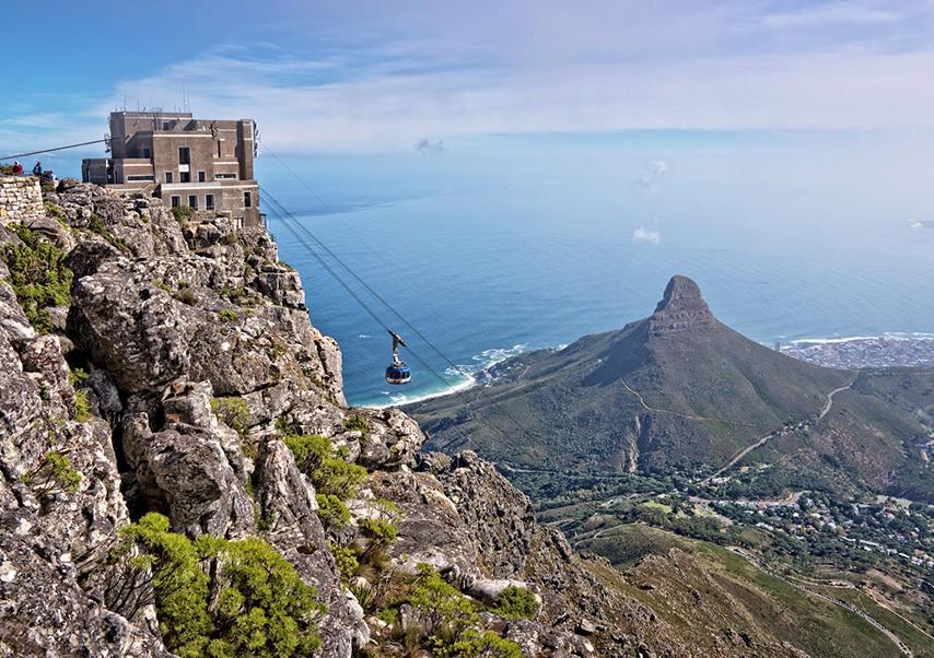 Voyage entreprise afrique du sud cap