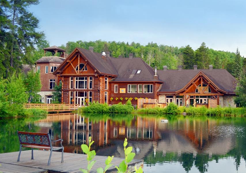 Voyage incentive Canada lac