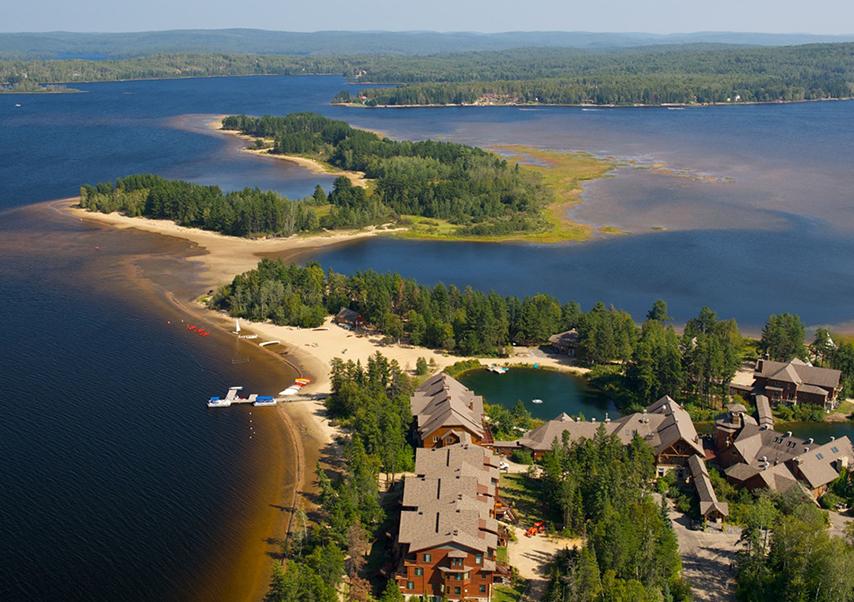 Voyage incentive Canada parc