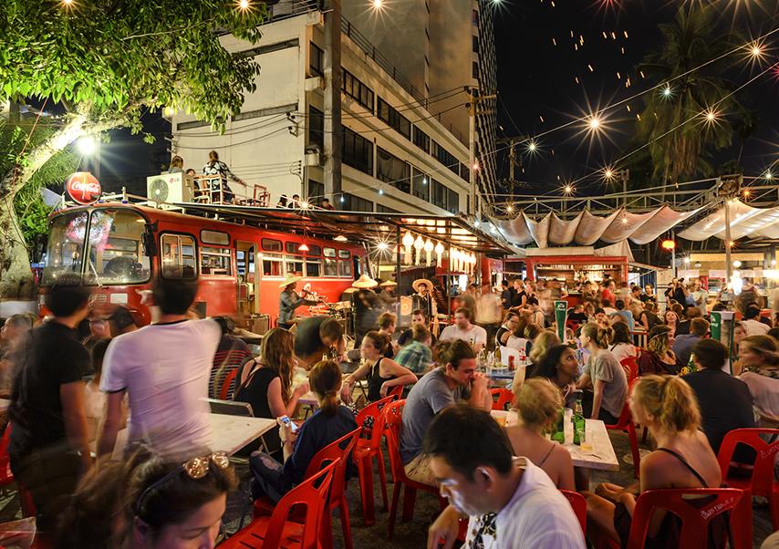 Voyage incentive Thaïlande a bangkok