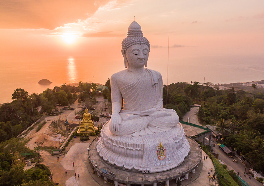 Voyage incentive Thaïlande buddha