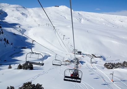 Week end ski en famille en Andorre