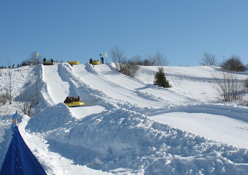 activités neige originales rafting