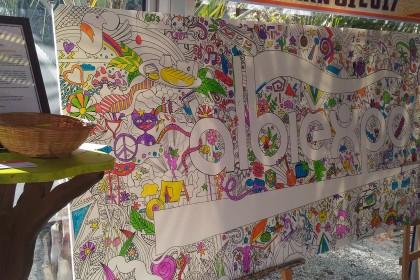 agence événementielle toulouse fresque participative
