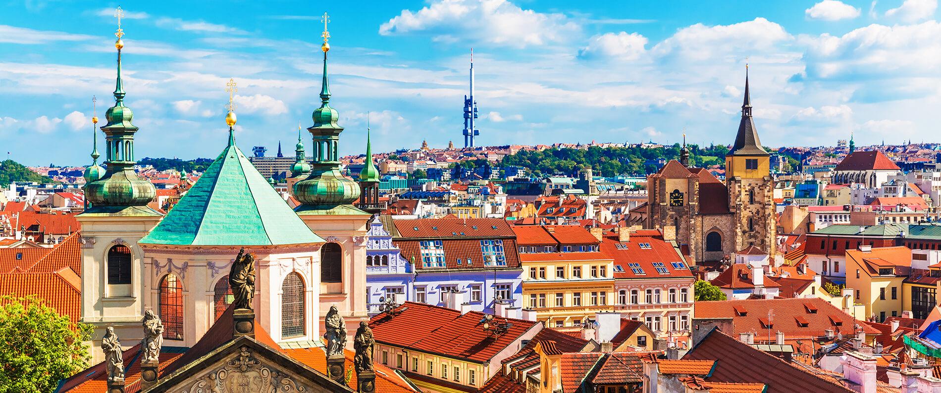 agence événementielle toulouse voyage entreprise Prague