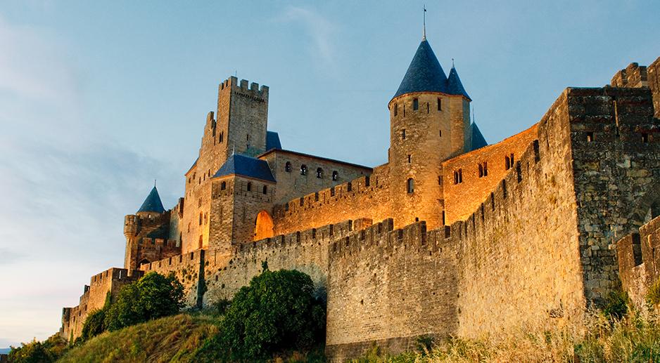 animation entreprise carcassonne chateau