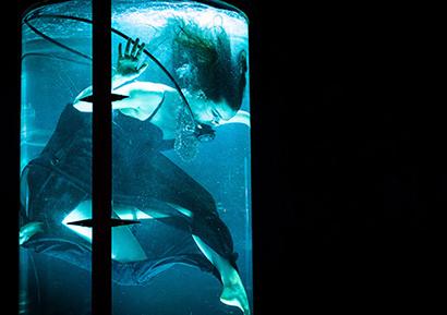 animation insolite entreprise sous l eau