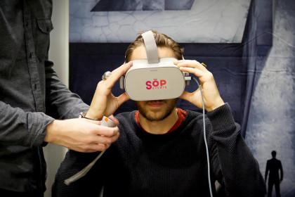 animation réalité virtuelle entreprise