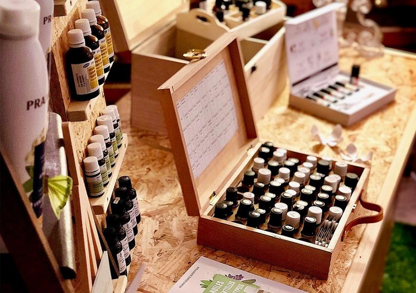 atelier aromathérapie huiles essentielles