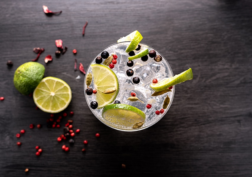 atelier cocktail gin