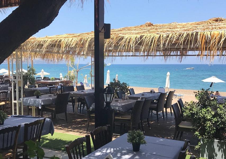business trip cyprus restaurant