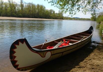 canoe perigueux
