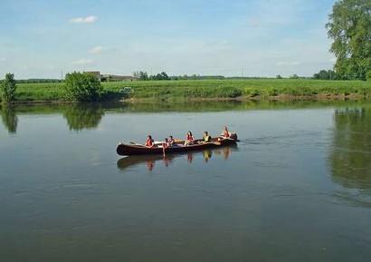 canoe rabaskar