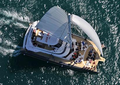 catamaran business day 2