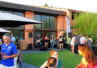 cocktail dinatoire Toulouse groupe de musique