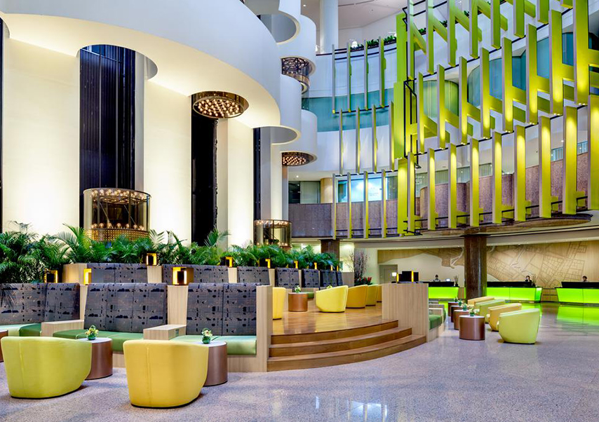 congrès singapour hotel