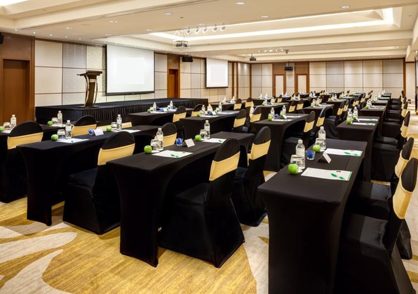 congrès singapour salle