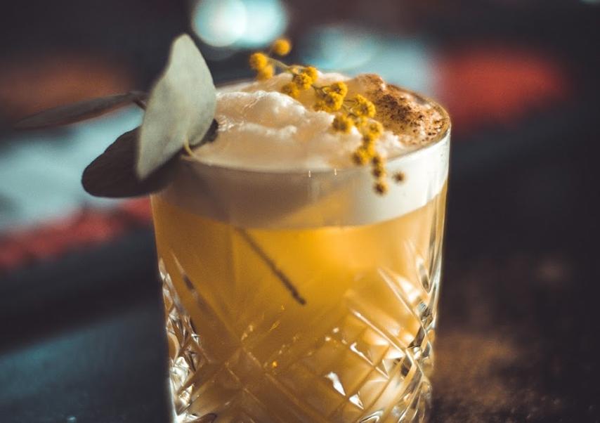 création cocktail gin