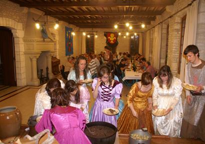 diner medieval 2