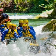 events agency toulouse incentive andorra rafting