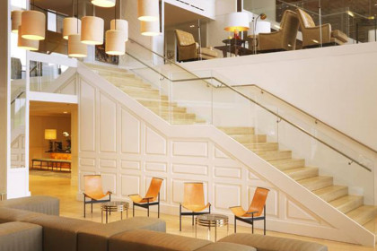 luxury Spain seminar hotel