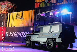 events agency toulouse original DJ truck
