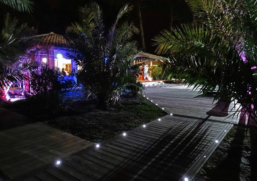 golf nocturne nuit