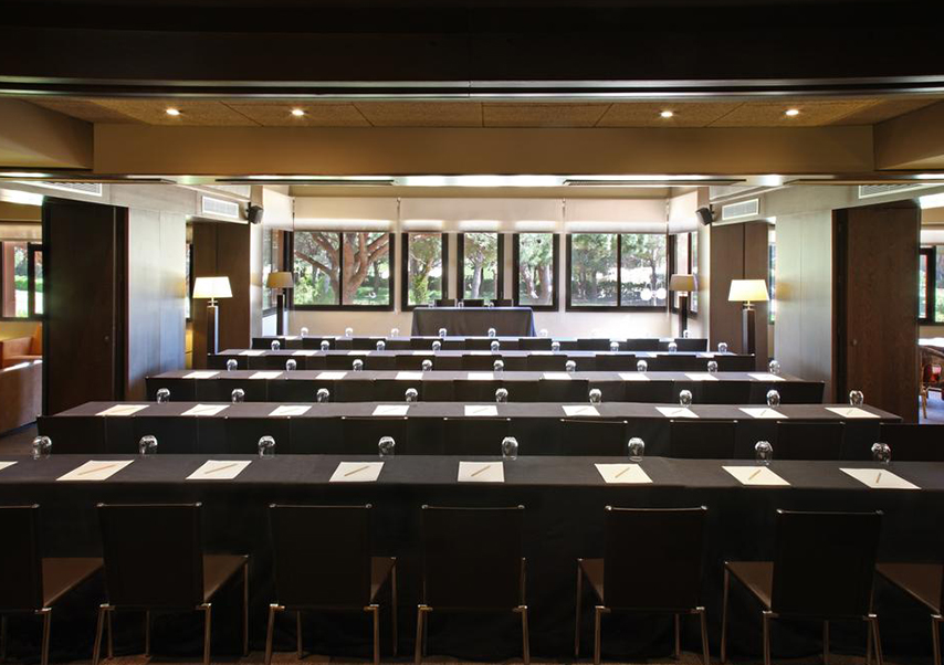 golf seminar Spain meeting