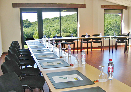 golf seminar toulouse room