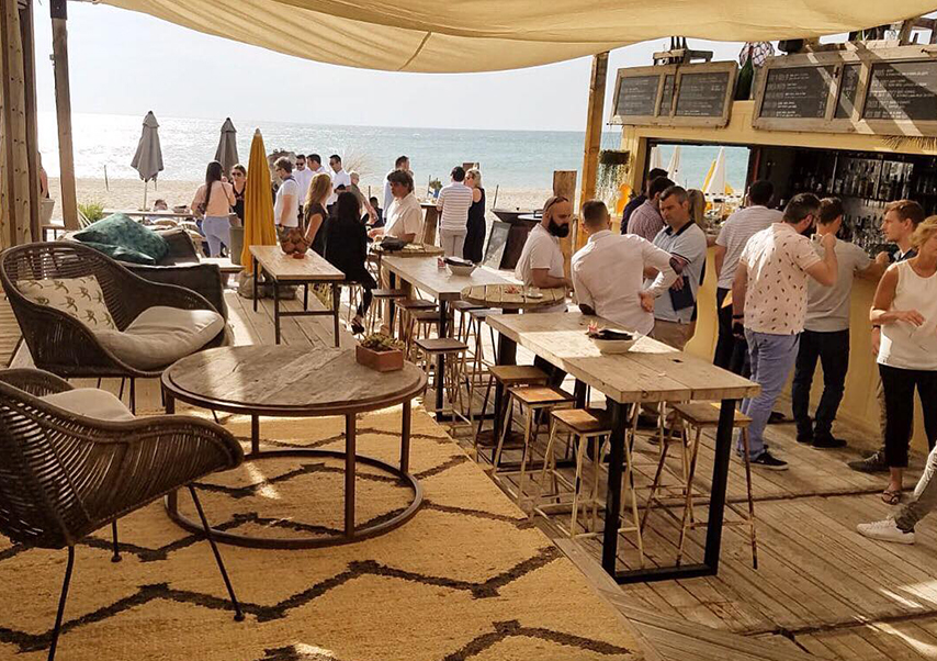 incentive plage bar