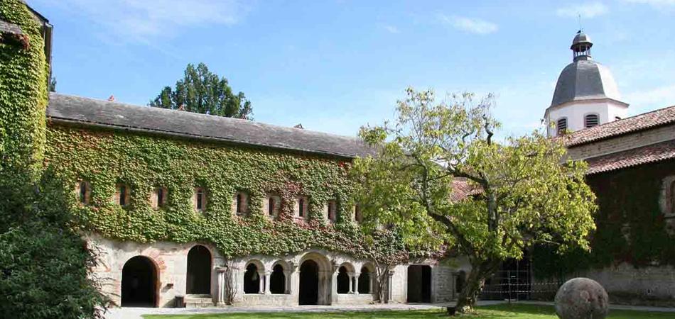 l'Abbaye cistercienne de l'Escaladieu