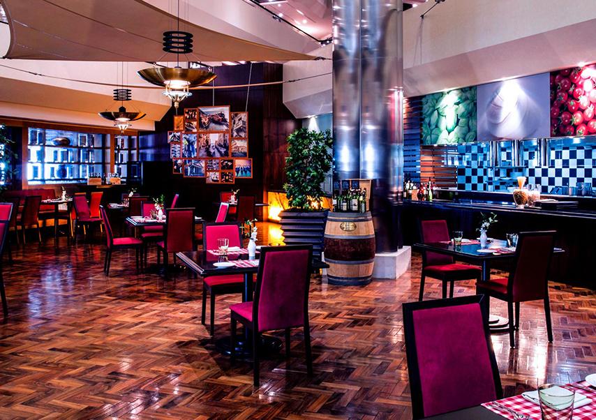 organisation congrès dubai restaurant